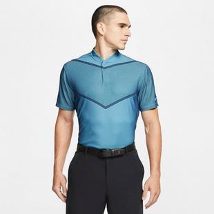Men's TW Dry Blade Collar Short Sleeve Polo