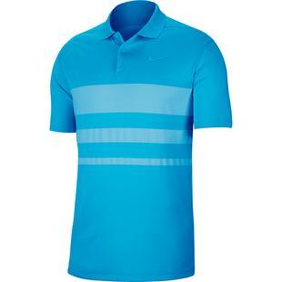 Men's Dry Vapor Stripe Short Sleeve Shirt