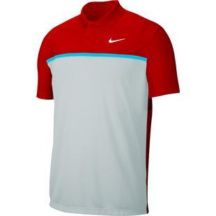 Men's Dry Victory Colourblock Short Sleeve Shirt