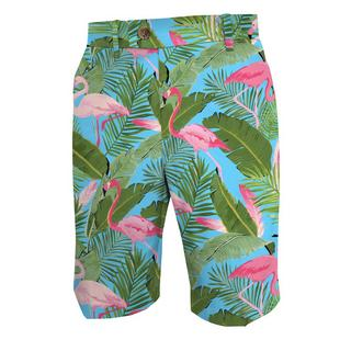Men's Flamingo Garden Short