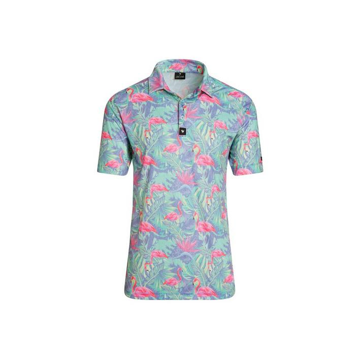 Men's Mingos Short Sleeve Polo