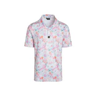 Men's Bloom Short Sleeve Polo