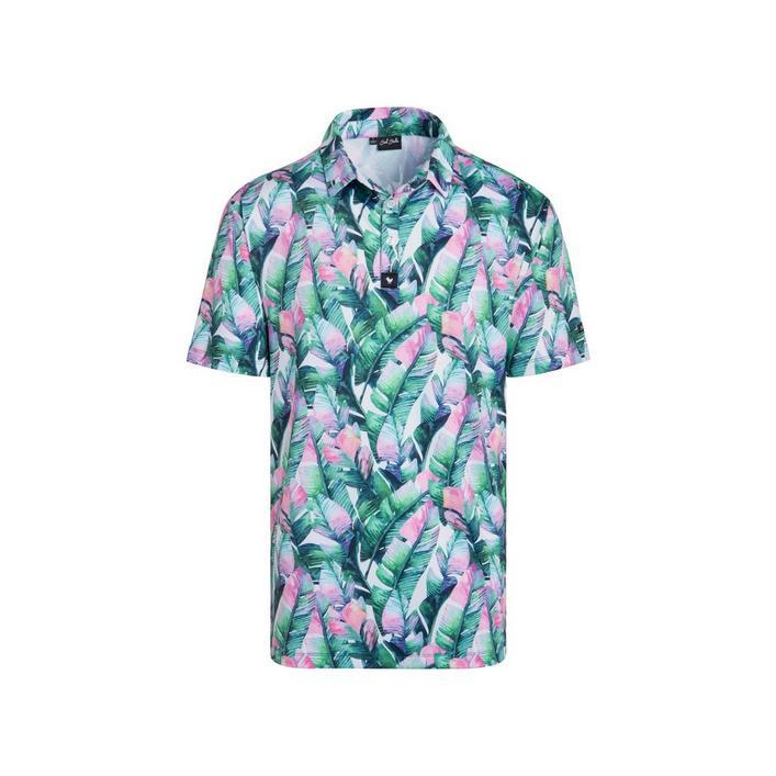 Men's Palm Short Sleeve Polo