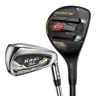 Speedzone 5H 6-PW GW Combo Iron Set with Steel Shafts