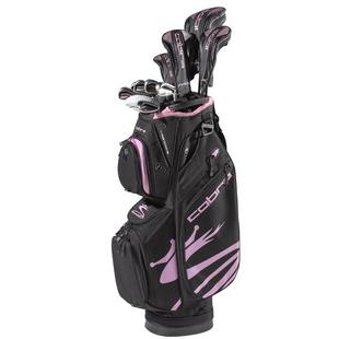 Women's F-MAX Airspeed 13-Piece Package Set - Graphite