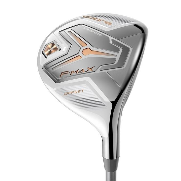Women's F-MAX Airspeed Offset Fairway Wood