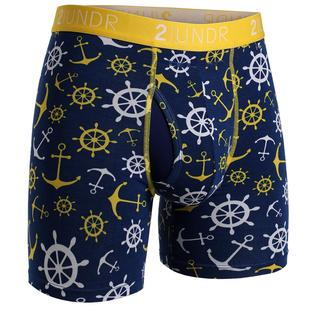 Men's Swing Shift Boxer Brief - Wanchors