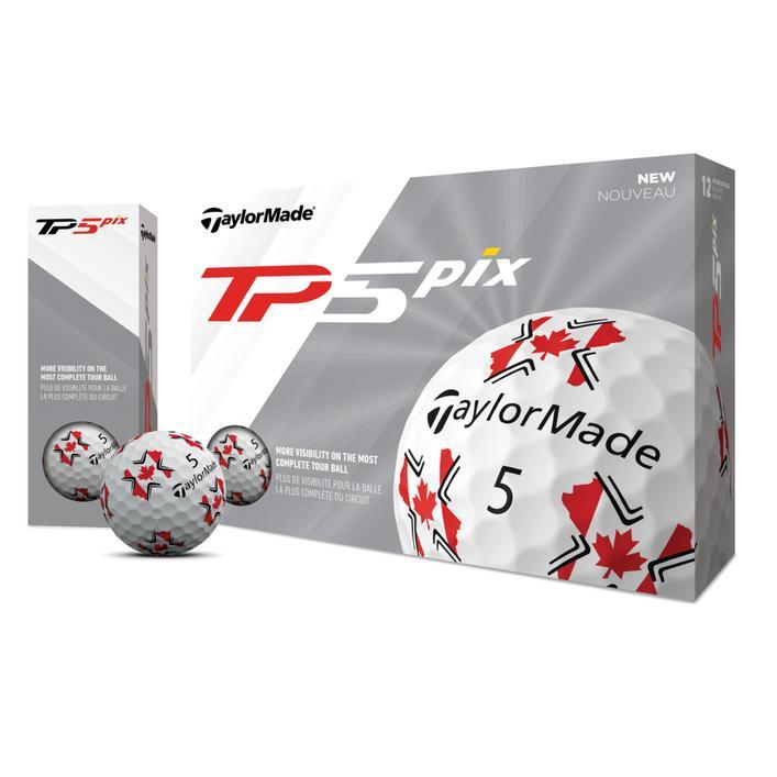 Balles TP5 Pix - Édition Canada
