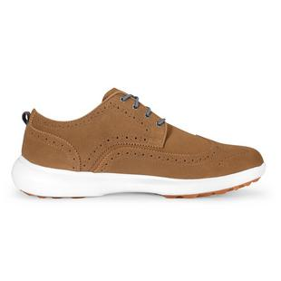 Men's Flex LE1 Spikeless Golf Shoe - Brown