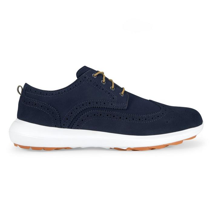 Chaussures Flex LE1 sans crampons pour hommes - Bleu marine