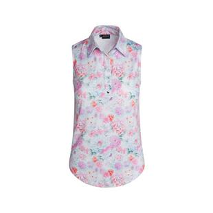 Women's Bloom Sleeveless Polo