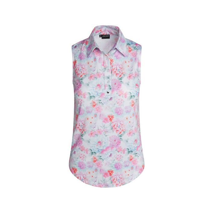 Women's Bloom Sleeveless Polo
