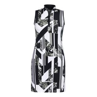 Women's Avanti Printed Sleeveless Dress