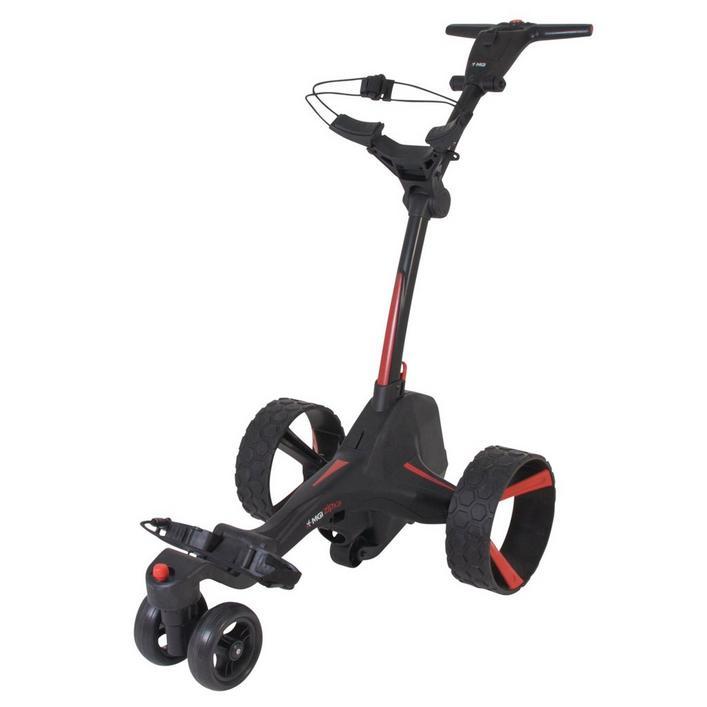 Chariot électrique Zip X3 avec ensemble d'accessoires