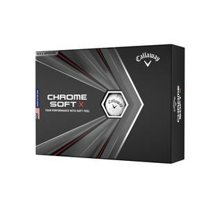 2020 Chrome Soft X Golf Balls