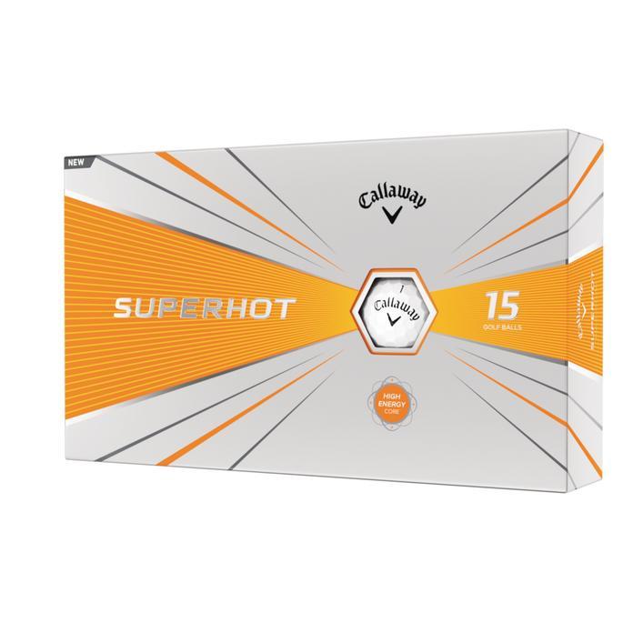 Superhot 20 Golf Balls - 15pack