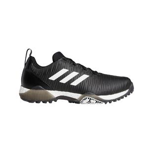 Men's CODECHAOS Spikeless Golf Shoe - Black/White/Grey