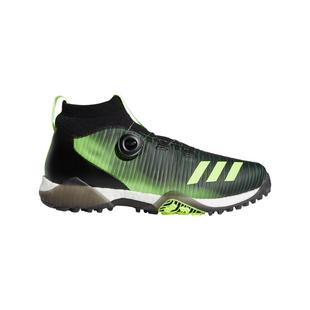 Men's CODECHAOS Boa Spikeless Golf Shoe - Black/Green