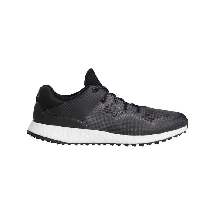 Chaussures Crossknit 4.0 sans crampons pour hommes - Noir/Gris/Blanc