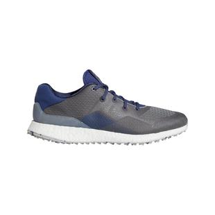 Men's Crossknit 4.0 Spikeless Golf Shoe - Grey/Blue