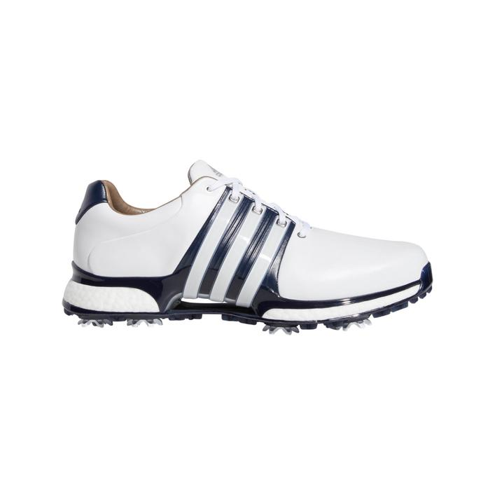Men's Tour360 XT Spiked Golf Shoe  - White/Navy