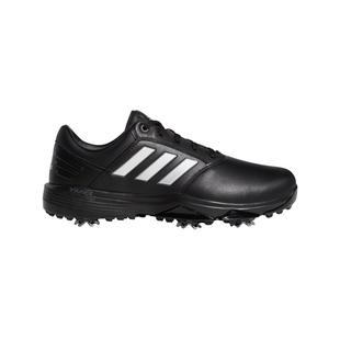 Men's 360 Bounce 2 Spiked Golf Shoe  - Black/Silver