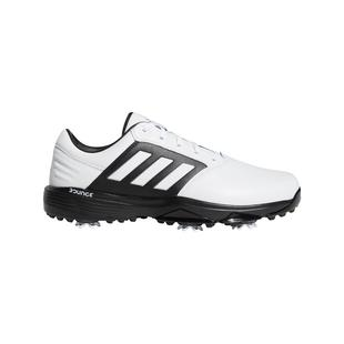 Men's 360 Bounce 2 Spiked Golf Shoe  - White/Black/Silver