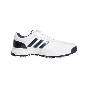 Men's CP Traxion Boa Spiked Golf Shoe -White/Black/Silver