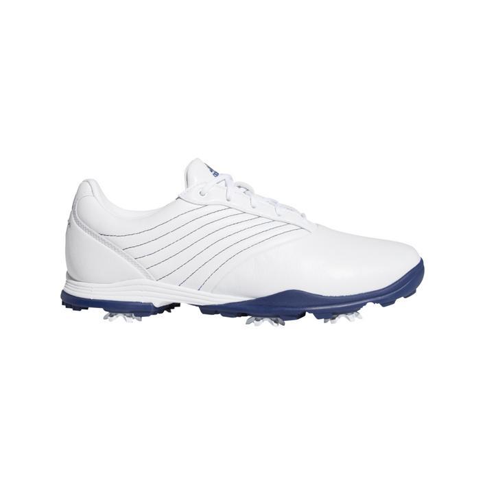 Women's Adipure DC Spiked Golf Shoe  - White/Blue