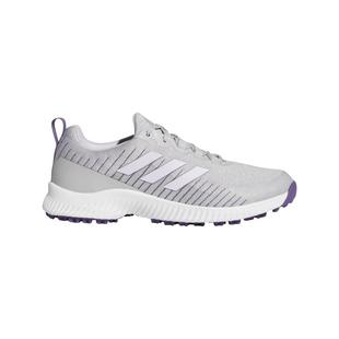 Women's Response Bounce 2 Spikeless Golf Shoe - Grey/Purple/White