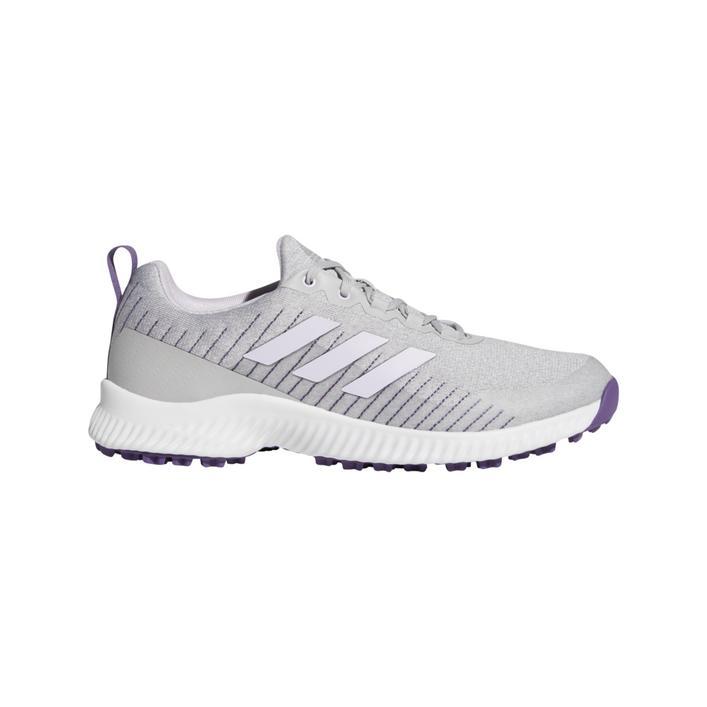 Women's Response Bounce 2 Spikeless Golf Shoe - Grey/Purple/White