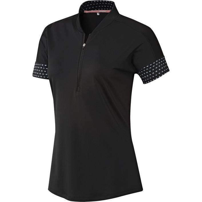 Women's Ultimate Printed Short Sleeve Polo