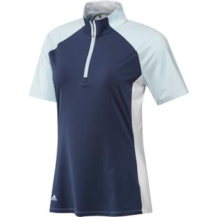 Women's Colourblock Short Sleeve Polo