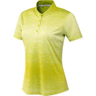 Women's Gradient Short Sleeve Polo