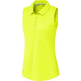 Women's Ultimate365 Heathered Sleeveless Polo
