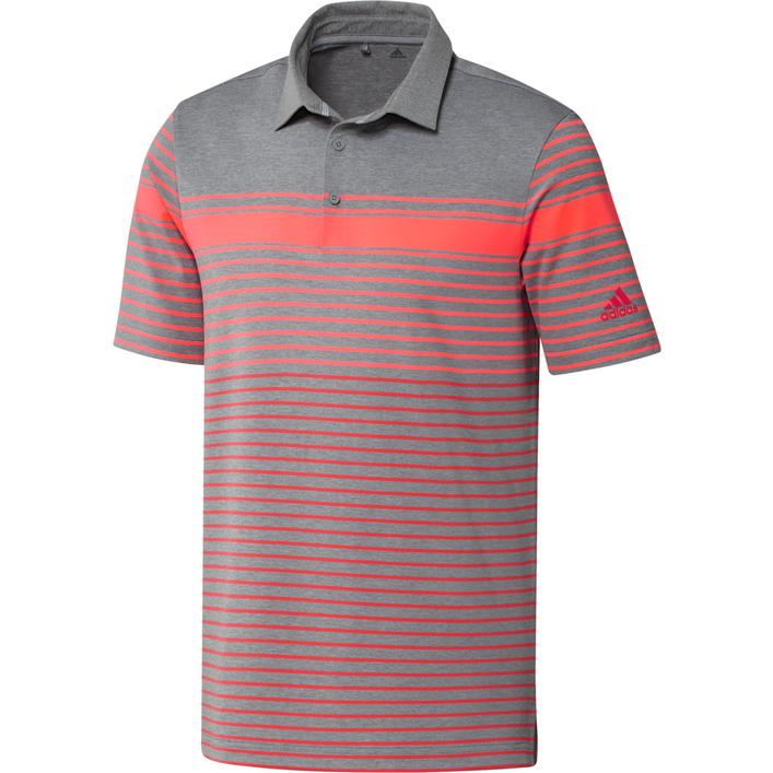 Men's Engineered Heather Short Sleeve Polo