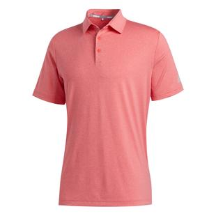 Men's Ultimate 365 Heather Short Sleeve Polo