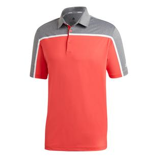 Men's Ultimate 3 Stripe Short Sleeve Polo