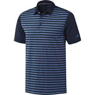 Men's 3-Stripe Short Sleeve Polo