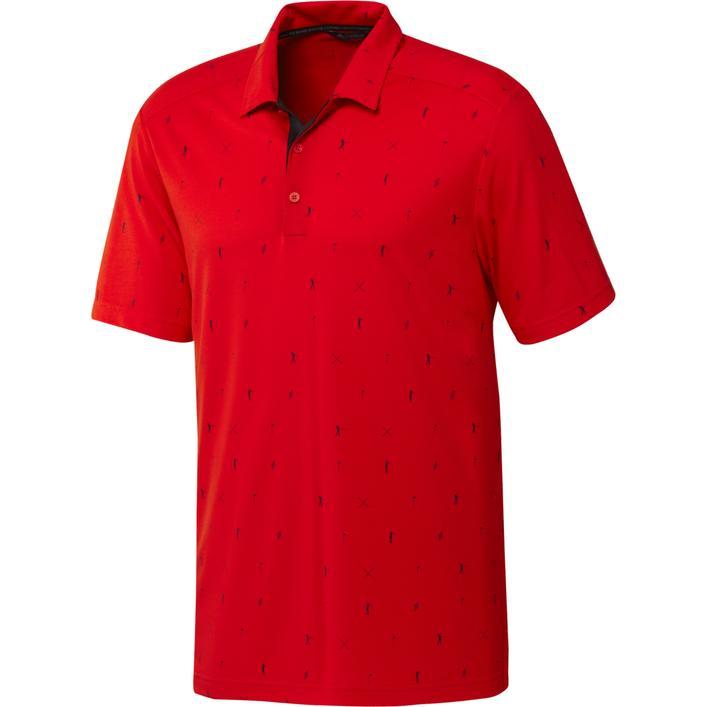 Men's adiCROSS Drive Short Sleeve Polo