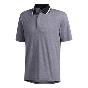 Men's adiCROSS Heather Short Sleeve Polo