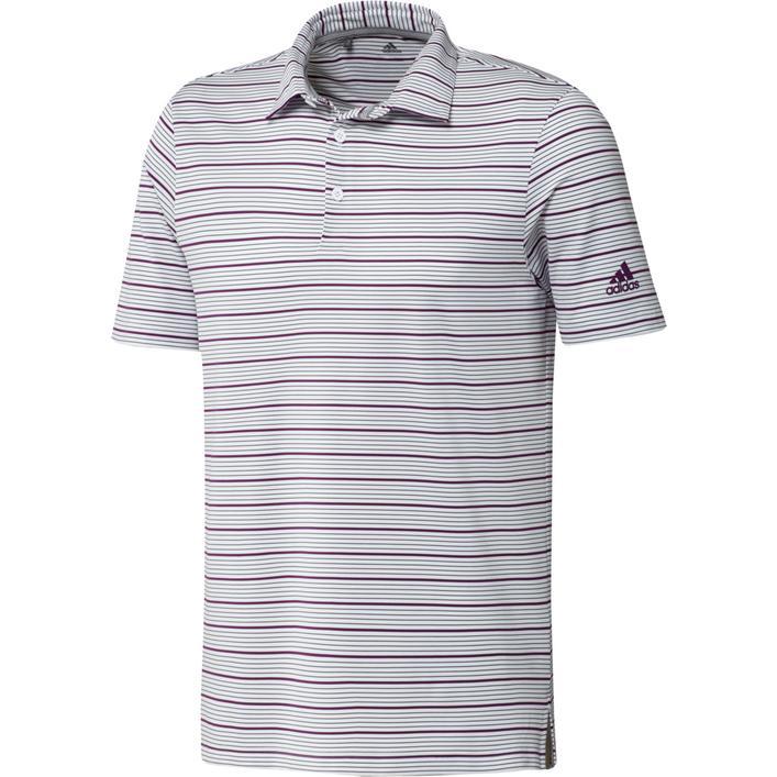 Men's Ultimate 365 Pencil Stripe Short Sleeve Polo