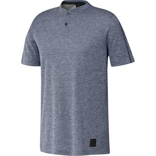 Men's adiCROSS No Show Short Sleeve Polo