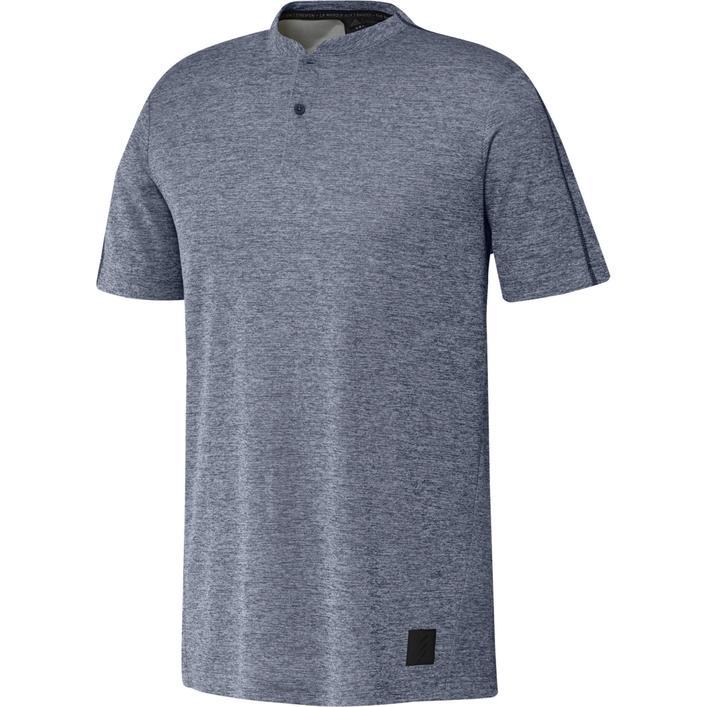 Men's adiCROSS No Show Short Sleeve Polo
