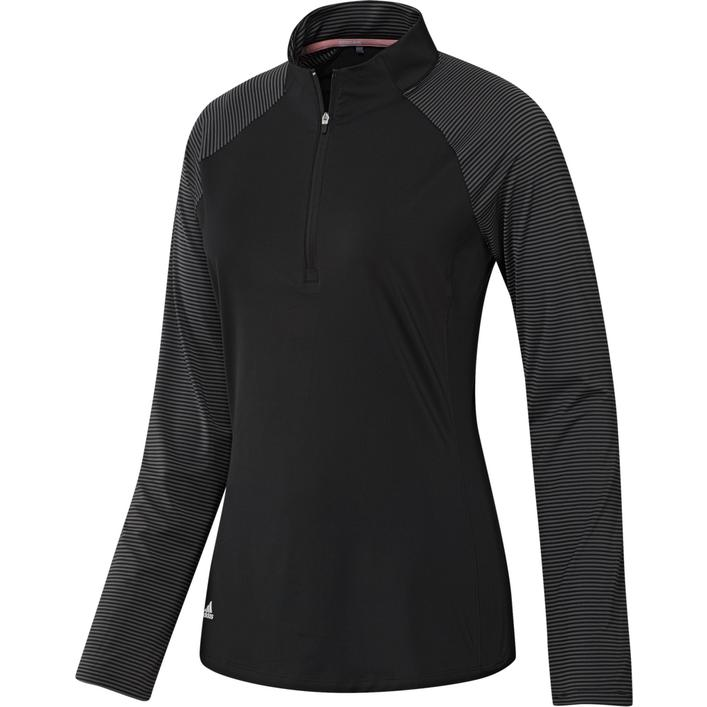 Women's Solid UPF30 Long Sleeve Top