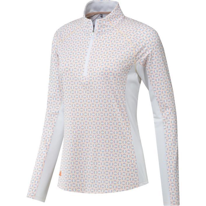 Women's Aero.Ready Printed UPF50 Long Sleeve Top