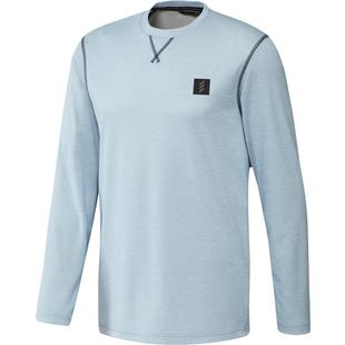 Men's adiCROSS No Show Long Sleeve Shirt