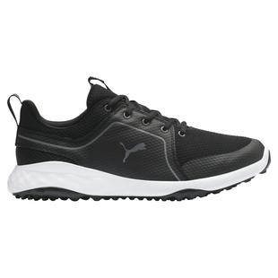 Men's Grip Fusion Sport Spikeless Golf Shoe - Black