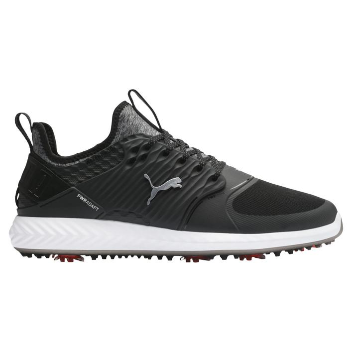 Chaussures Ignite PWRAdapt Caged à crampons pour hommes - Noir