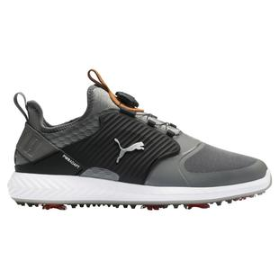 Men's Ignite PWRAdapt Caged Disc Spiked Golf Shoe - Grey/Black